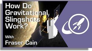 How Do Gravitational Slingshots Work?