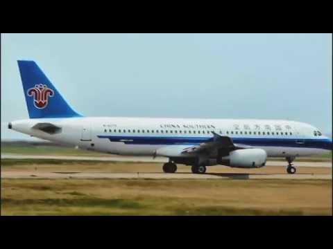 新潟(KIJ) - ハルビン(HRB) 中国南方航空 A320 200