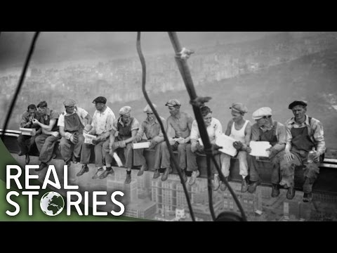 Men At Lunch (Iconic Photograph Documentary) - Real Stories
