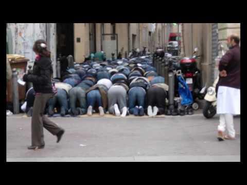 Marseille : occupation de la voie publique pour cause de prières musulmanes