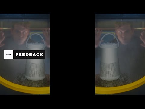 Bose Feedback | Episode Three: The Splash Zone Water Resistant Speakers