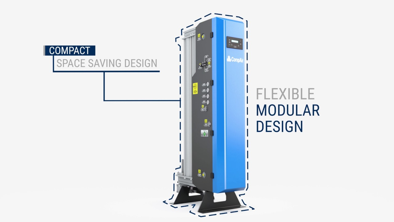 Nitrogen Generation for Air Compressor systems | CompAir UK