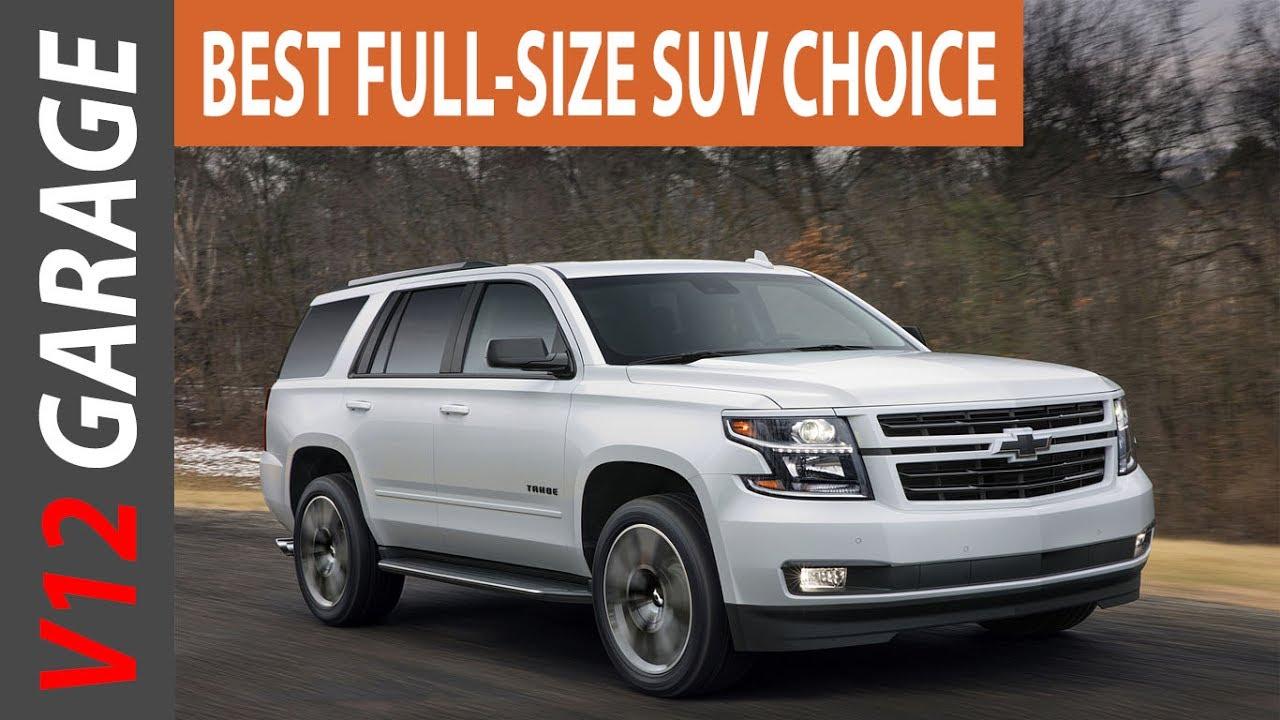 2018 Chevrolet Tahoe LT,LTZ, Premier Review and Release ...