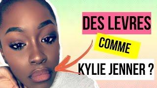DES LEVRES A LA  KYLIE JENNER ?! | Sarahdi Channel