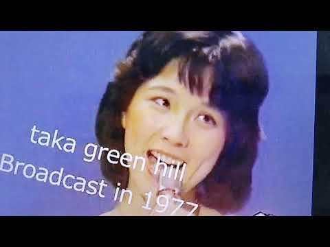 哀しみ予報/神田広美(1977.5)