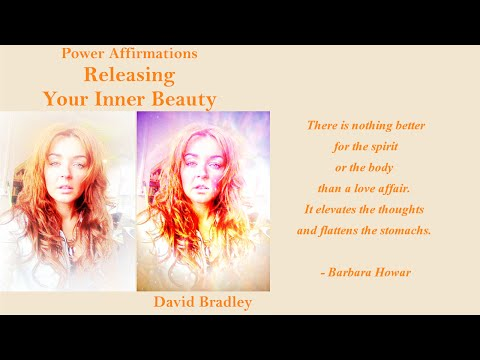 Power Affirmations: Releasing Your Inner Beauty