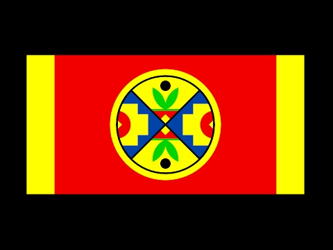 Top 10 Native American Flags