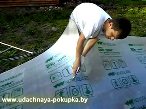 видео: Как правильно вырезать поликарбонат на теплицу Киновская 1