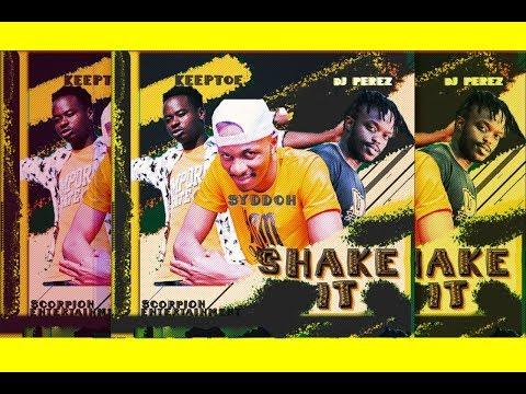DJ Perez - Shake it ft SyddoH & Keeptoe (Official Musi Audio)