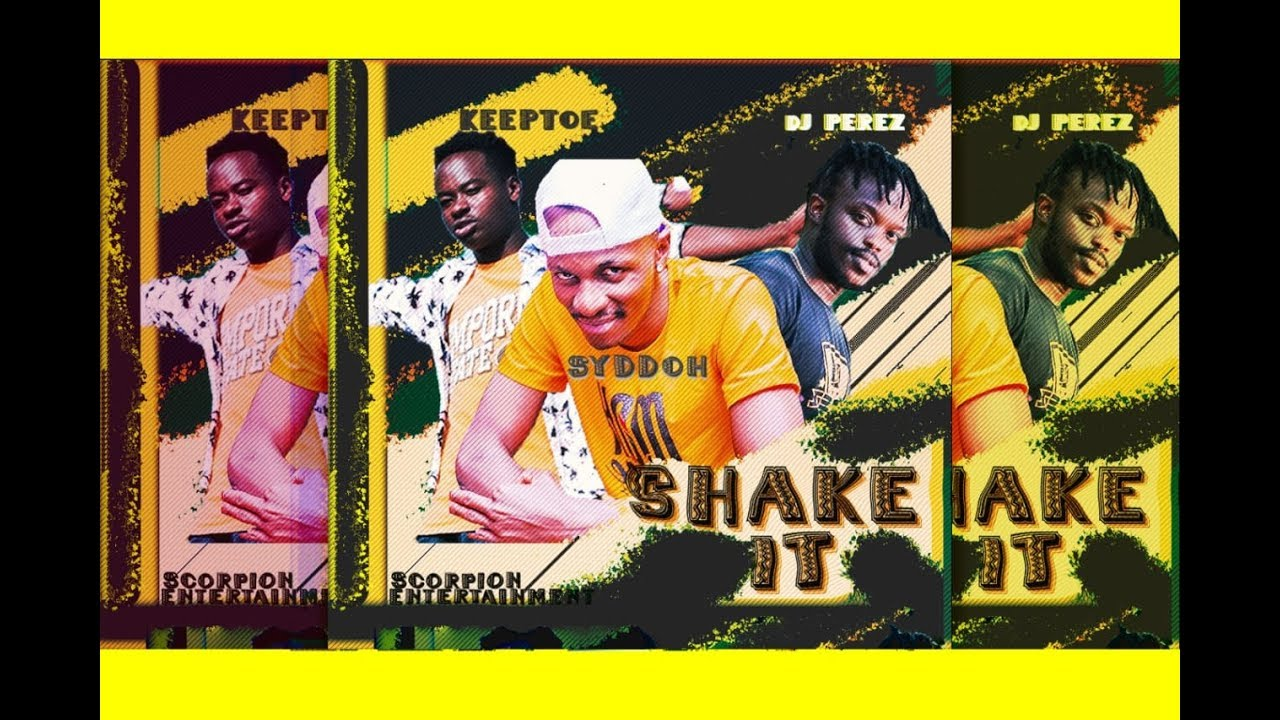 DJ Perez - Shake it ft SyddoH & Keeptoe (Official Musi Audio)