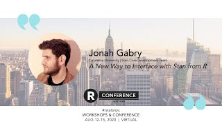 Jonah Gabry - A New Way to Interface with Stan from R