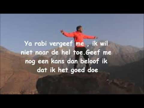 Soufiane Eddyani-God vergeef me (lyrics)