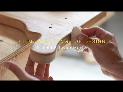 Climatic Change of Design by the Spanish Artist Javier Martin (Full Film)