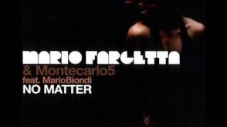 Get Far ft Mario Biondi  - No Matter(Alex Gaudino Rmx)
