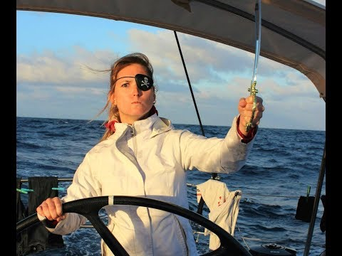 ATLANTIC CROSSING on 72ft Sailing Yacht
