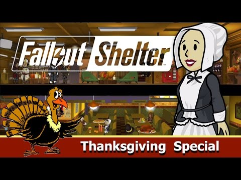 Fallout Thanksgiving Special Fallout Shelter