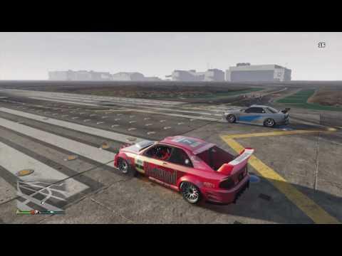 GTA 5 Sultan RS vs Elegy Retro custom