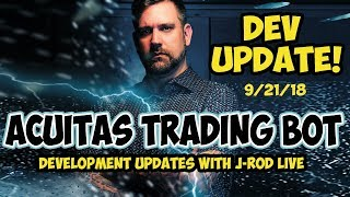 Live Acuitas BTC Trading Bot Update - Beta Soon? Crypto Trading Bot - Easy To Use 😱