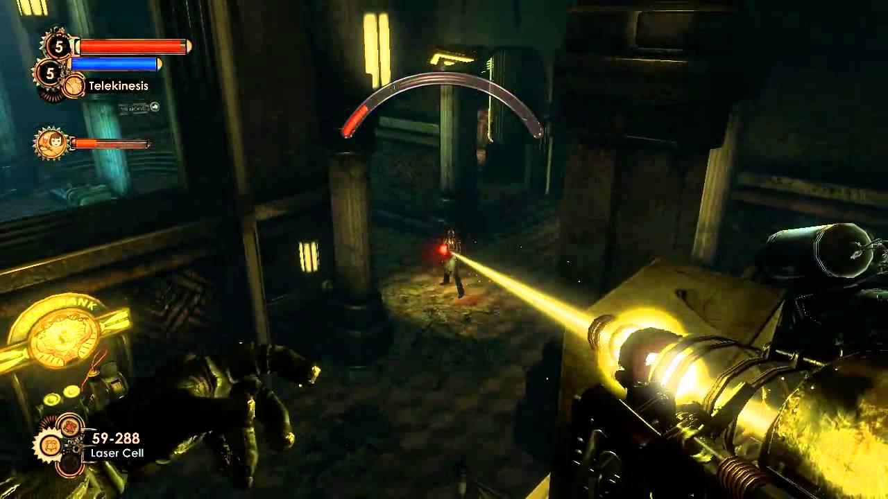 Bioshock 2 Minerva S Den Dlc Playthrough 3 Lancer Big Daddy