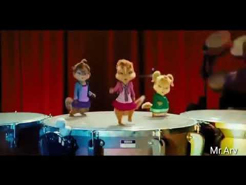 Lagu syantik versi mandarin video chipmunks