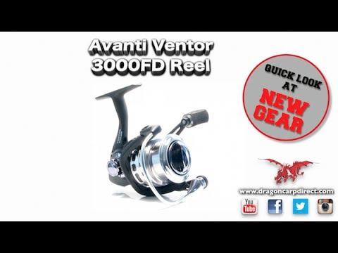 See The Avanti Ventor 3000FD Reel