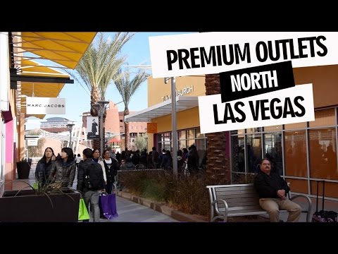Premium Outlets Las vegas - YouTube