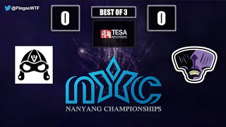 DOTA2 - Sector V vs Void Boys [Nanyang] | TH