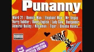 Punanny Riddim Mix (2000) By DJ.WOLFPAK