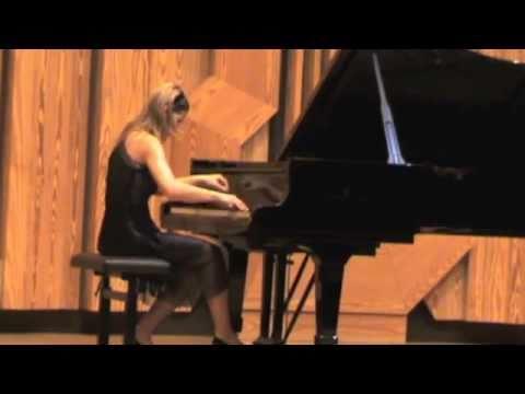 "Almira Emiri playing Beethoven : ""Appassionata"" op57 mov3"