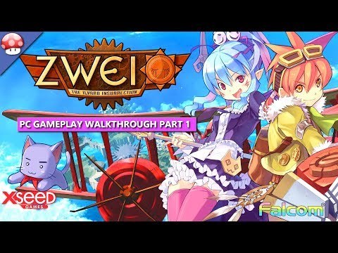 Zwei: The Ilvard Insurrection Walkthrough Gameplay Part 1 - No Commentary (PC GAME)