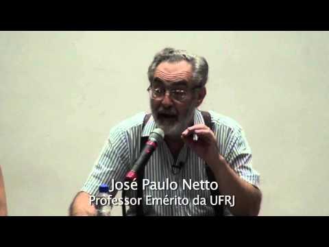 Análise de conjuntura com professor  JOSÉ PAULO NETTO (PPGPS/SER/UnB, 20 abril de 2016)