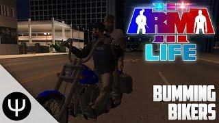 ARMA 3: Life Mod — Bumming Bikers!