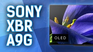 Reviewing The Sony A9G (AG9) OLED - What