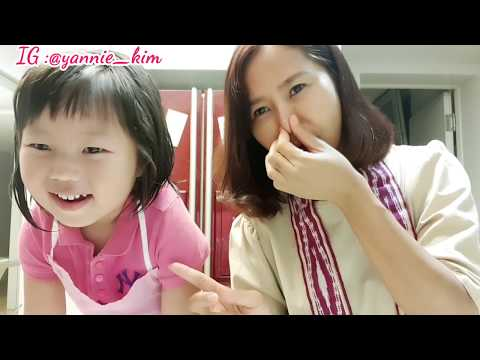 (Yannie kim x Eunbi) ANAK KOREA MAKAN MIE GORENG