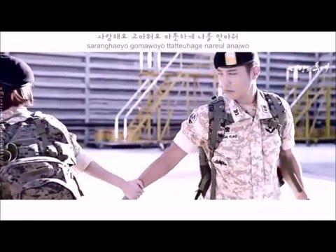 Davichi -This Love (Descendants Of The Sun Ost) Sub Español - Hangul -Roma    다비치 - 이사랑