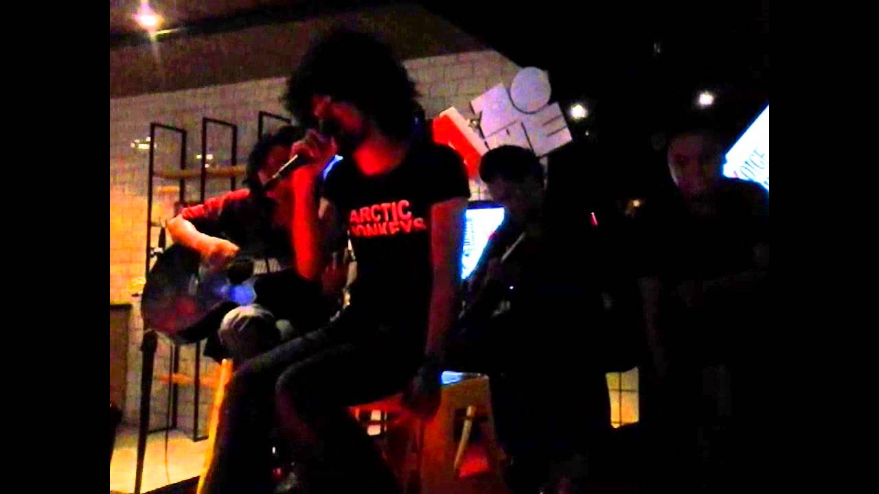 Anugrah Hotel Guitarlab Sukabumi Steelheart Shes Gone Accoustic Cover