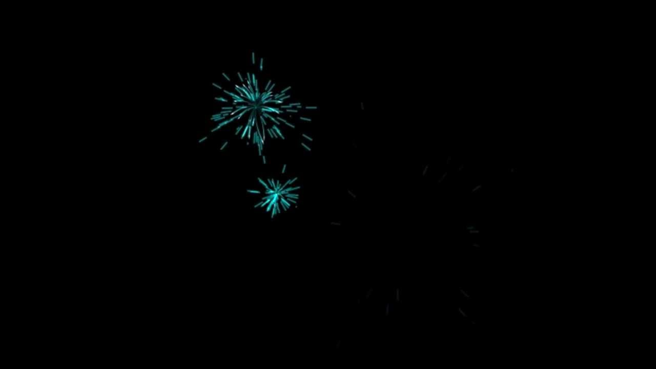 3D HD Flash Colorful Fireworks Display Animation - YouTube
