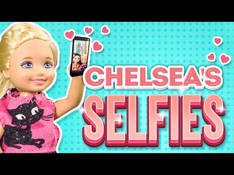 Barbie - Chelsea's Selfies