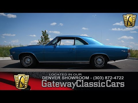 1967 Chevrolet Chevelle Now Featured In Our Denver Showroom #76-DEN