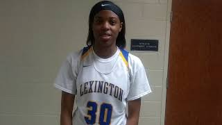 Foulks steps up for Lady Wildcats