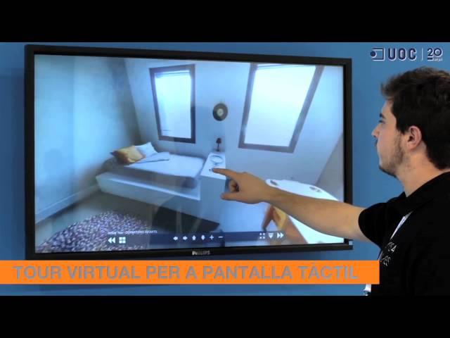 Experiències de la UOC de realitat augmentada Experiències amb Solvia