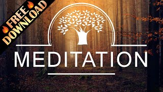 Royalty Free Music - Meditation Free Your Mind | Relax Calm Background Peaceful