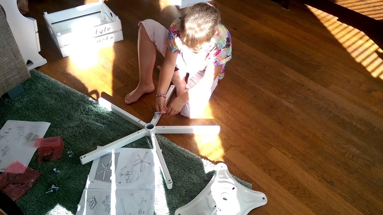 Baby Stoel Ikea : Ikea stoel youtube
