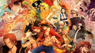 One Piece OP 19 WE CAN Jackie O Russian TV Version