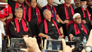 Najib: Malaysia will continue to pressure Myanmar on atrocities towards Rohingyas