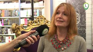 Joke Eikenaar presenteert haar boek
