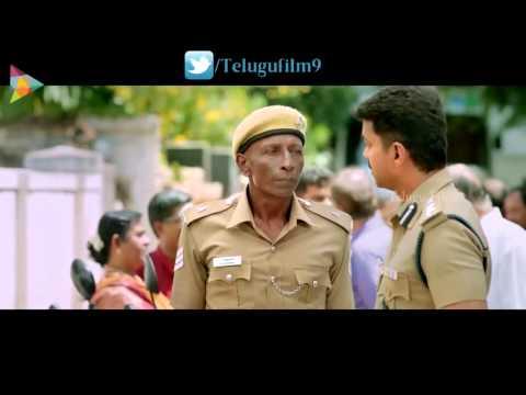 Merupu (Theri) -Telugu Official Teaser _ Vijay, Samantha, Amy Jackson __ G.V. Prakash Kumar __ Atlee