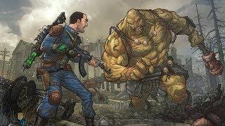 Fallout 3 Стрим-прохождение #1