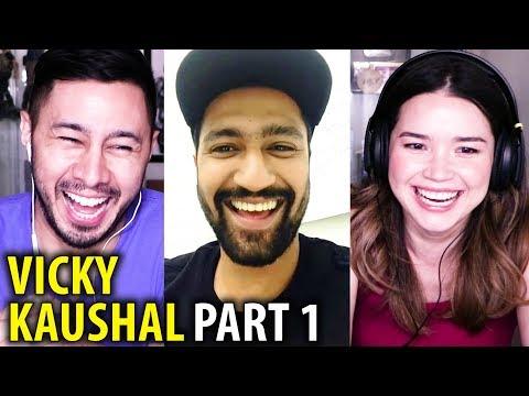 VICKY KAUSHAL Part 1: Stories on Uri, Zubaan, Raman Raghav & more Mp3