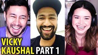VICKY KAUSHAL Part 1: Stories on Uri, Zubaan, Raman Raghav & more